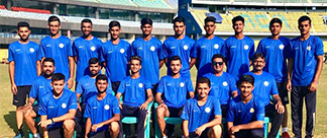 Saurashtra team enters knock out stage of  Vinoo Mankad Trophy Under 19 Tournament 2019-20