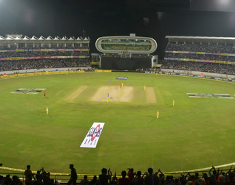 RAJKOT A VENUE FOR  ALL FORMATS