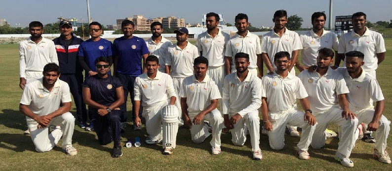 Ranji Trophy 2015-16 Runners Up