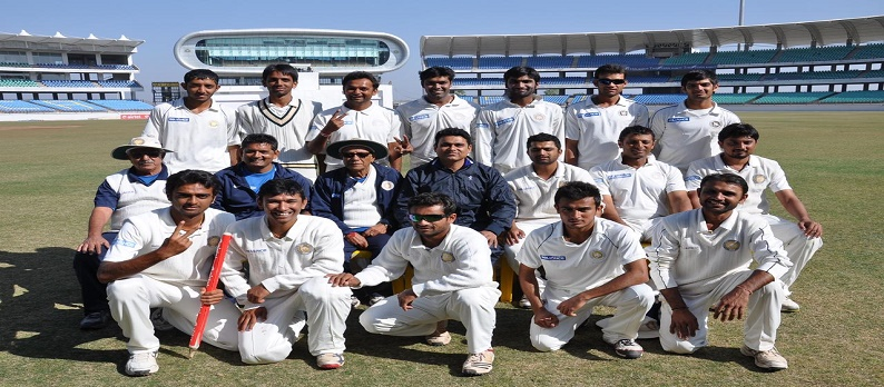 Ranji Trophy 2012-13 Runners Up