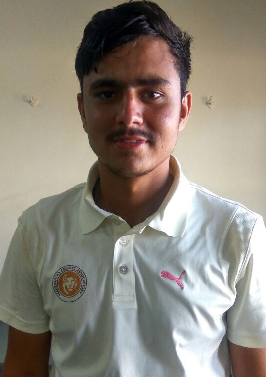 Harvik Desai selected in Indian Team for the Youth Asia Cup