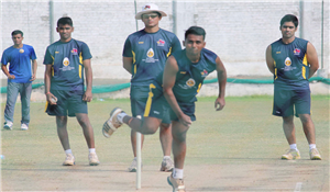 Net Practice - Ranji Trophy One Day
