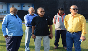 Vijay Hazare Trophy 2015-16 - HPCA vs UP
