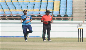 Vijay Hazare Trophy 2015-16 - Bengal vs UP