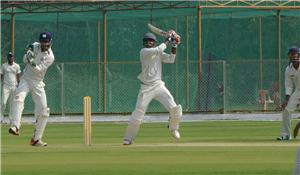 Ranji Trophy Quarter Final 2015-16 - Saurashtra vs Vidarbha