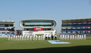 Test Match - India vs England Day-1
