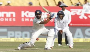 Test Match - India vs England Day-2