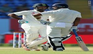 Test Match - India vs England Day-3