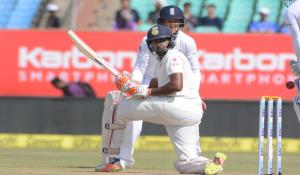 Test Match - India vs England Day-4