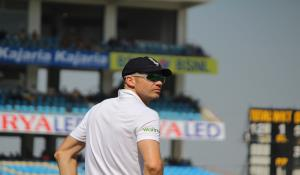 Test Match - India vs England Day-5