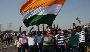 ODI India vs South Africa at Rajkot