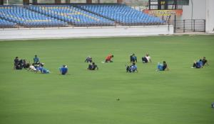 Conditioning and Fitness Camp at Rajkot