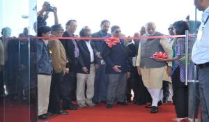 Inauguration of SCA stadium