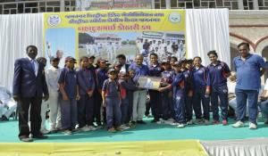 Bahadurbhai Kothari Cup Cricket Tournament