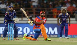 29th April Vivo IPL 2017 match Gujarat Lions vs Mumbai Indians