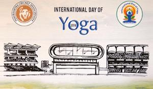 SCA celebrates International Day of Yoga on 21st June 2018