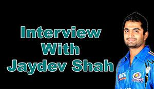 Jaydev Shah's interview on his retirement